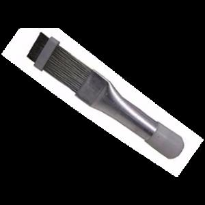 pente de aleta metalico